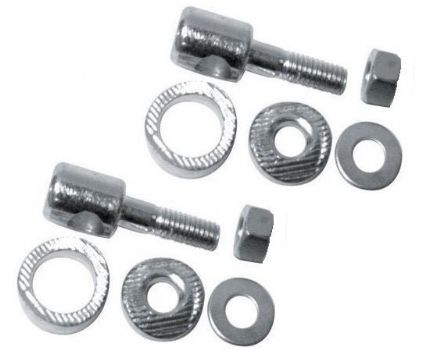 Bike cantilever brake block eye bolt cycle fitting kit